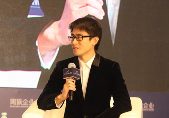 家族企业传承论坛:蒋锡培解码