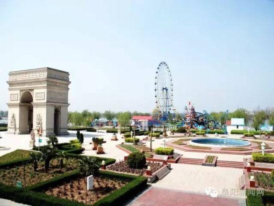 """八里河风景区是国家aaaaa级旅游景区,环保""""全球500佳"""",地处安徽省"""