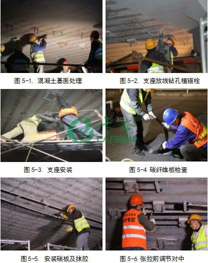 -->   1、桥梁简介   北京市政三环某桥梁为分离式跨线桥,分为左右幅,每幅为3跨,跨径组合为(13.15+16.0+13.15)m普通混凝土等截面连续板梁,梁高为85cm;下部结构采用混凝土柱式桥墩,混凝土轻型桥台。   2、桥梁病害检测及荷载试验报   经现场检测,桥梁左、右幅梁体腹板、底板及翼缘板均有开裂现象,其中腹板竖向裂缝最大为0.