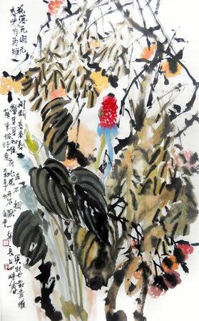 中国梦61书画艺术传承发展推动者——道金平