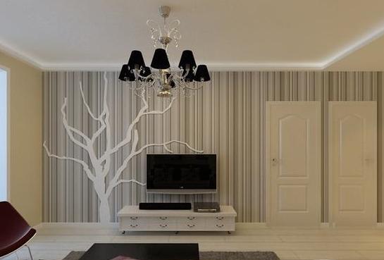 目前电视背景墙材质比较常见的有木头,大理石,瓷砖,壁纸,硅藻泥等,不
