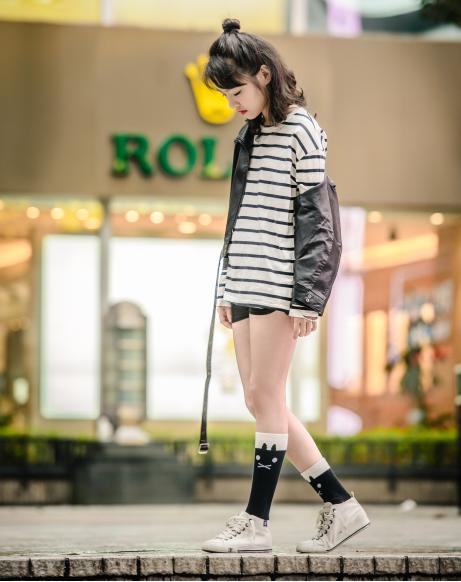 童星模特代言服装