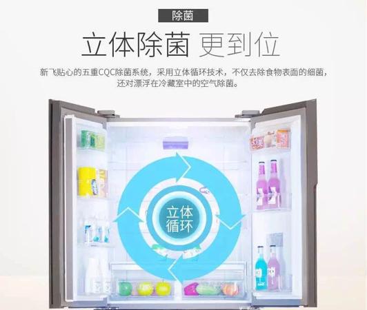 """新飞冰箱--全家人健康的""""守护骑士"""""""