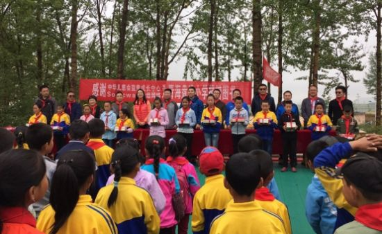 盘道小学位于青海省西宁市湟中县共和镇新湾村,目前共有学生127名