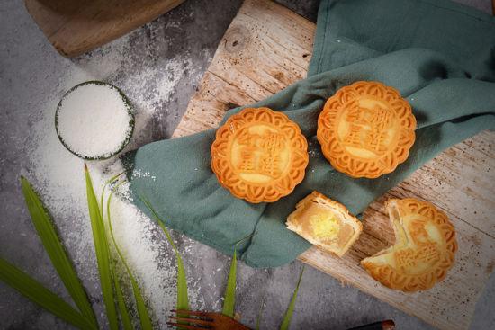 发展至今,琼式月饼制作工艺也由于独特的文化属性,而入选了海南省非图片