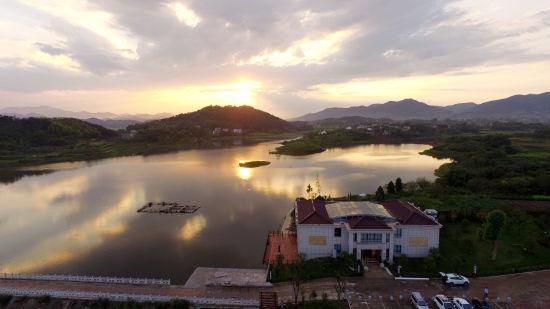 舒城县五显镇打造茶谷小镇 发展民俗旅游