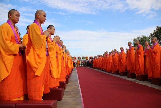 西樵山第七届南海观音文化节将于11月18日在西樵山宝峰寺开幕