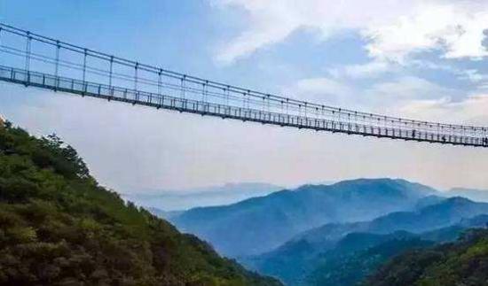 兴隆天桥峪景区打造冬季旅游新亮点