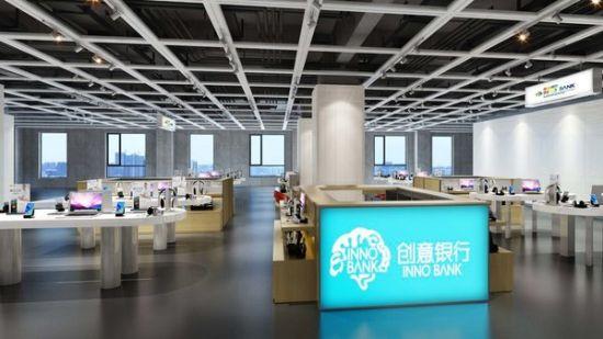 ceec中的创意银行集合多样的创客产品