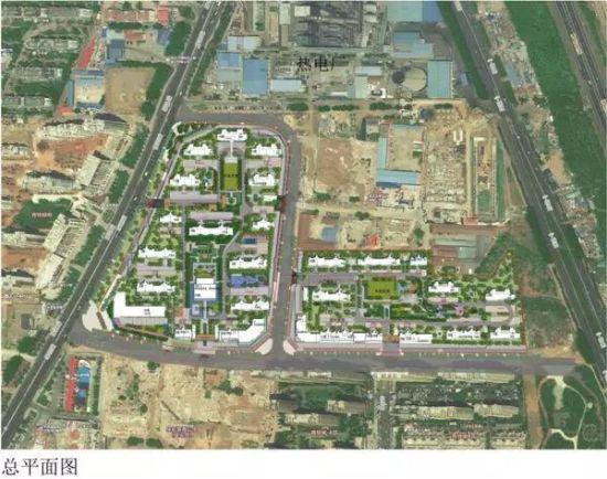2018年1月8日,青岛规划局发布旭辉银盛泰·正阳府项目规划及建筑方案