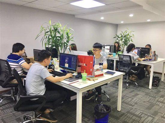 """武汉90后团队""""初心不改""""缔造湖北电商传奇图片"""