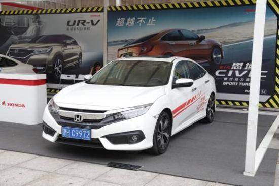 2018汽车安全中国行通过五星安全营销培训,为东风本田的销售团队普及