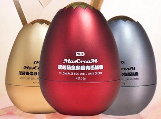 朴妆蛋蛋面膜主打舒缓修复补水,同时还具有紧致提拉收缩毛孔等功效