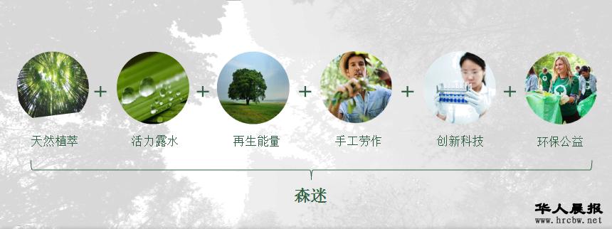 森迷,来自原始森林的自然森萃品牌