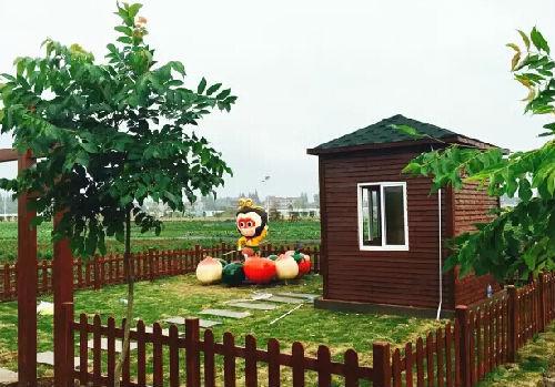 农业小别墅图片