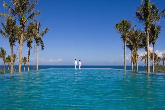 酒店设计汲岭南文化之精髓,依托君澜酒店集团,成熟的滨海休闲度假酒店