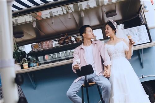 厦门青岛婚纱摄影哪家好多少钱《棠朵》广州前十名婚纱照景点推荐