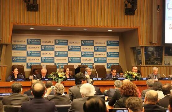 纳赛尔:世界文明发展协会应邀出席第八届联合国世界文明全球论坛