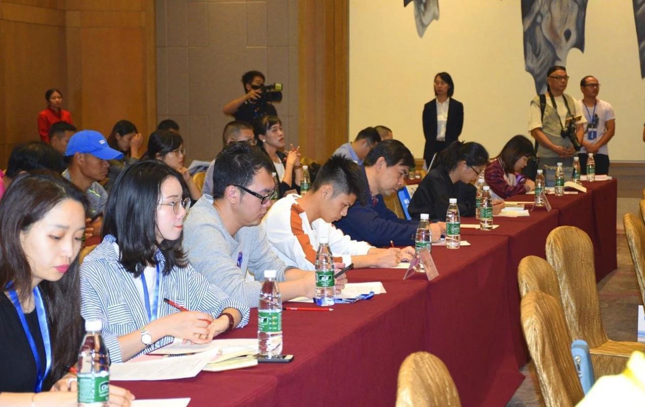 2018厨邦杯阳江海陵岛环岛国际马拉松赛新闻发布会隆重召开