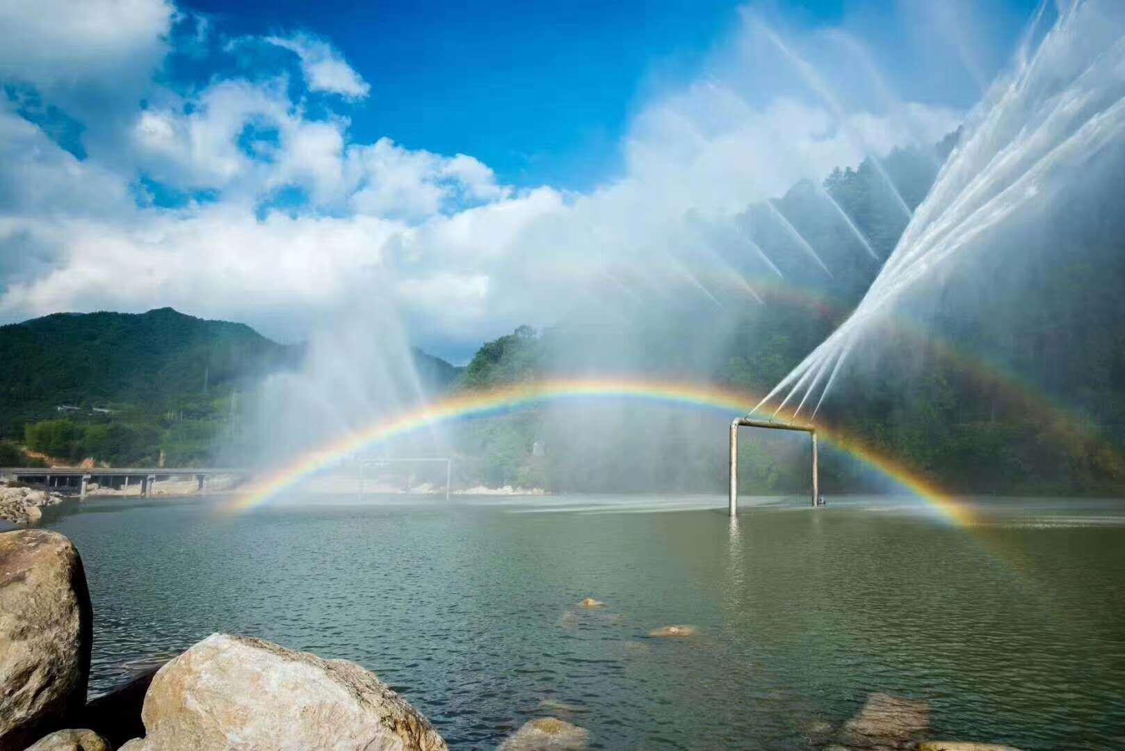 安徽岳西生态旅游资源丰富 正成为度假圣地